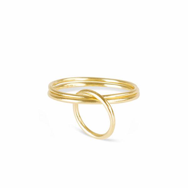 Circle link Ring