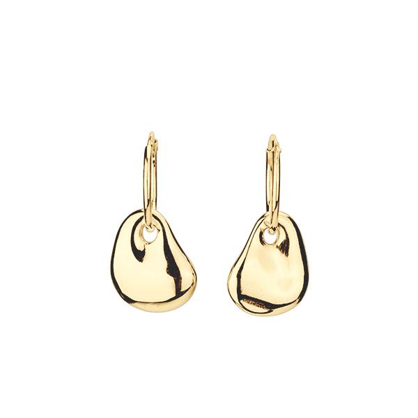 Semina Hoop Earrings